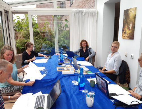Auteursmeeting leerjaar 2 Biologieles.nl